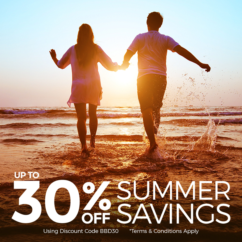 Horizon Hotel 30% Off Summer Special
